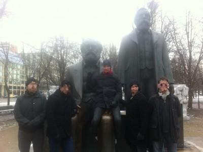 Berlin 3 Marx Engels forum